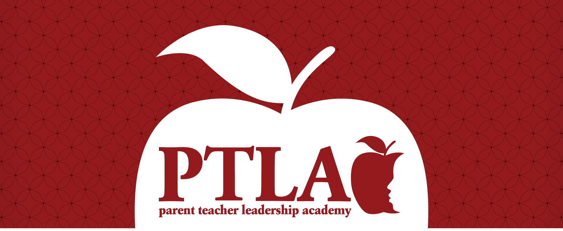 Parent Teacher Leadership Academy website header image.